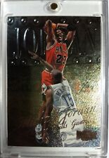 1998 98-99 METAL UNIVERSE Michael Jordan #1, Sharp Premium MJ!