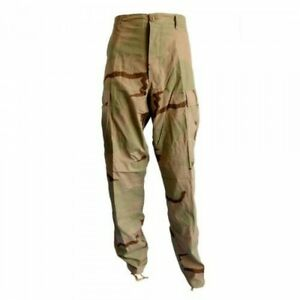 Genuine US Army Air Force DCP Desert Camo Camouflage Trousers ACU USAF Surplus