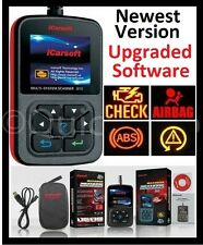 Diagnostic Scanner Tool Reader Code CHECK ENGINE ABS SRS OBD2 SCAN for BMW MINI