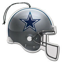 New NFL Dallas Cowboys 3 Pack Vanilla Scented Classic  Paper Car Air Fresheners