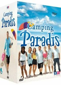 CAMPING PARADIS - Coffret 7 DVD