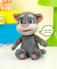 "Talking Tom 10"" TStuffed Animal Toy Voice Record ."