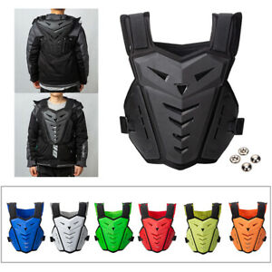 Racing Motocross Roost Chest Protector Dirt Bike MX ATV Adult Guard Size S-XXXL