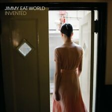 JIMMY EAT WORLD - INVENTED NEW CD
