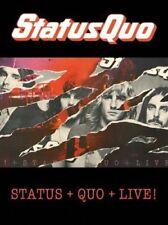 Status Quo Live CD Box set