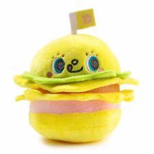 Hello Sanrio Plush Burger Charms by Kidrobot Blind Box Dokidoki Yummychums
