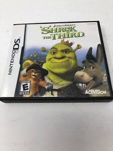 Shrek the Third - Nintendo DS