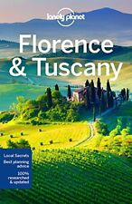 Travel Guide: Lonely Planet Florence and Tuscany-Nicola Williams, Virginia Maxwe