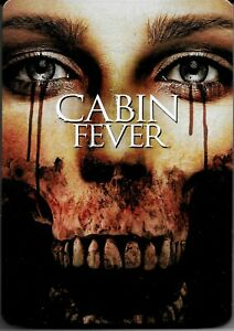 Blu Ray CABIN FEVER Ultimate Edition - Steelbook - 6 Discs - Excellent!