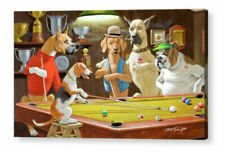 Canvas Illustration Art Animals Art Prints