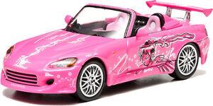 GREENLIGHT Fast & Furious models 86221 DODGE 86225 HONDA 86213 MITSUBISHI 1:43rd