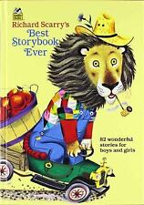 Richard Scarry's Best Storybook Ever by Richard Scarry
