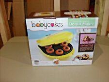 BABYCAKES DONUT MAKER MAKES 6 DONUTS DN95-LZ 120V 60Hz 760W SELECT BRANDS INC.