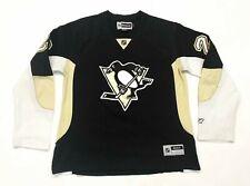 Reebok NHL Pittsburgh Pengions Marc-Andre Fleury #29 Hockey Jersey Womens L