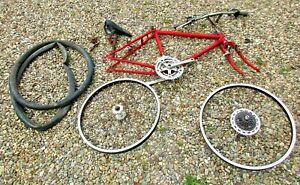 "80's Univega Alpina Uno Vintage MTB Bike Large 20"" Hardtail Shimano SIS Araya"