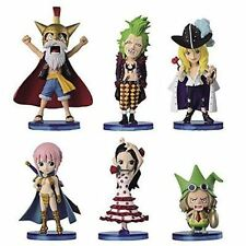 One Piece World Collectible Figure WFC Dress Rosa Complete Set Banpresto