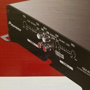 🔊PIONEER GM-E360X4 4/3/2 Channel Bridgeable Amplifier 1000 Watts MAX📬Fast
