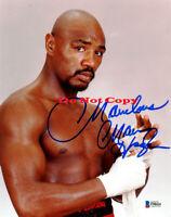 Marvelous Marvin Hagler Autographed Signed 8x10 Photo Reprint