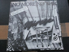 PROMO SINGLE SIDED MIRAGE - NO MORE NO WAR - JACKPOT SPAIN 1985 VG+