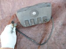 Ignition switch & bar consul cover BMW k75 86 s rt rs