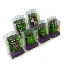 The Bogies Figurine  Key-chain Battlecard Lot Booger Green Plastic Toy (1)