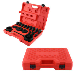 23X Front Wheel Drive Bearing Removal Adapter Puller Pulley Tool Kit Master Set