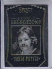 13/14 Panini Select New York Islanders Denis Potvin Honored Selections #HS-15