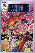 Harbinger Pink Premium Issue #0 1992 VF/NM- Valiant Comics 1991 F3