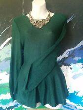 Long Sleeve Peplum Casual Tops & Blouses for Women