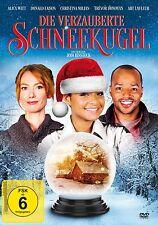 A SNOWGLOBE CHRISTMAS (Alicia Witt) DVD - PAL Region 2 - New