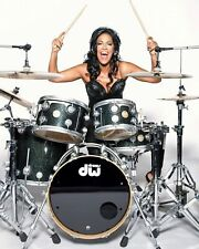 Sheila E Drums 8x10 Picture Celebrity Print