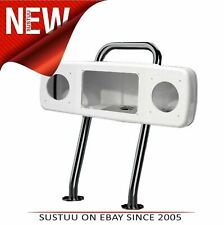 """Scanstrut SPH-4XI│Scan-Helm Pod│4 x / 2 x & 1x7"""" Display Instrument│Use in Boat"""