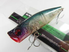 Megabass - Popping Duck 60mm 6.5g #08 GLX Seethrough Bait