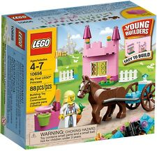 LEGO Juniors 10656 My first Princess BNIB retired horse castle kingdom cart