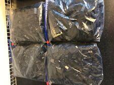 lego BLACK bricks / pieces bundle job lot b2 4kg colour sorted