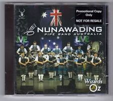 (GY483) Nunawading, Pip Band Australia - Wizards From Oz - 2003 CD