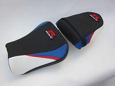 S53 Suzuki Gsxr 600 750-K4 K5 Cubierta De Asiento Rojo/Blanco/Azul-Set