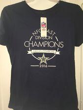 Brand New w/tags Women's NFL Apparel Dallas Cowboys XLarge T-Shirt