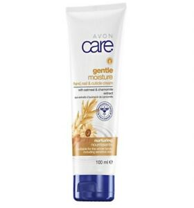 Avon Care Nuturing Gentle Moisture Hand, Nail & Cuticle Lotion - 100ml