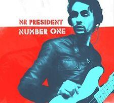 MR. PRESIDENT-NUMBER ONE-JAPAN CD F25