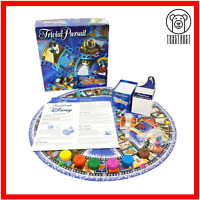 Trivial Pursuit Disney Animated Picture Edition Board Game Vintage 1999 Hasbro