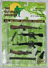 """Ultimate Soldier U.S. Military Weapons Vietnam for 12"""" figures New Sealed"""