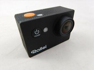 Rollei Action Cam 415 FullHD Kamera WiFi Helmkamera 140° Weitwinkel