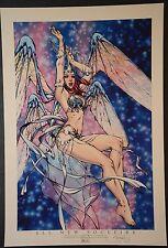 Soulfire Michael Turner Aspen Art Print Limited to 40