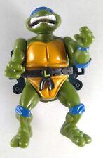 1991 TMNT Teenage Mutant Ninja Turtles Mutant Talkin' Leonardo 4 inch #1