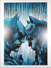 "BATMAN #50 ART PRINT by Jim Lee ~ 12"" x 16"" ~ Great Condition"