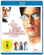 Mohabbatein - Denn meine Liebe ist unsterblich (Shah Rukh Khan) Blu-ray NEU+OVP!