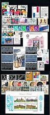 [58534] Spain 1989 Complete Year Set incl. souvenir sheets MNH