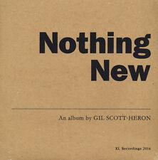 GIL Scott Heron NIENTE DI NUOVO NUOVO SIGILLATO Vinile LP & Documentario DVD IN STOCK