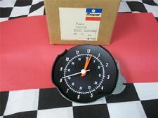 77 Plymouth Fury Clock